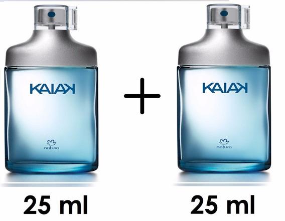 Natura Kaiak Masculino 25ml (2 Unidades) + Brinde