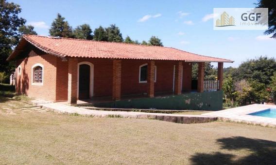 Chácara Com 2 Dormitórios À Venda, 2542 M² Por R$ 300.000 - Porto Feliz - Porto Feliz/sp - Ch0002