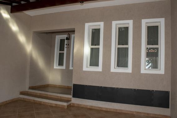 Casa À Venda, 2 Quartos, 2 Vagas, Jardim Santa Rosa - Nova Odessa/sp - 17815