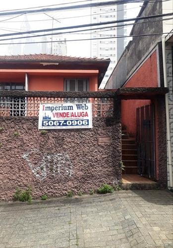 Casa Para Venda, 2 Dormitórios, Bosque Da Saúde - São Paulo - 11817