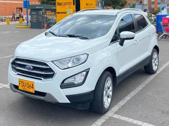 Ford Ecosport 2019 Titanium Version Full