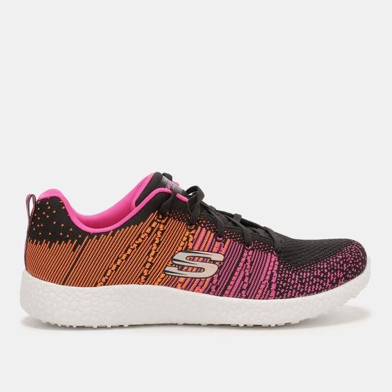 Zapatillas Running Mujer Skechers Burst Ellipse/brand Sports