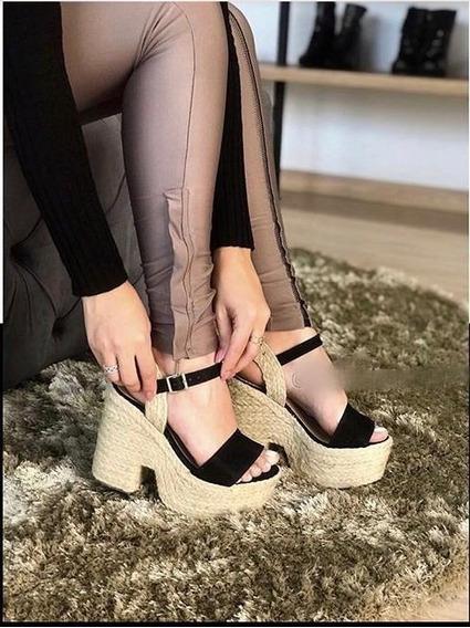Sandalia Salto Grosso