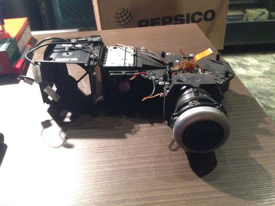 Bloco Otico Com Prisma Projetor Philips Cbright Sv2 Lc 4431