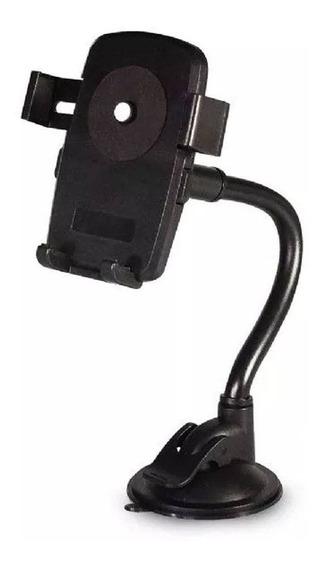 Suporte Veicular Universal Smartphone/gps/iPhone Trava Autom