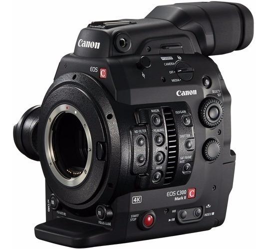 Canon C300 Mark Ii Cinema Eos Dual Pixel Cmos Af (ef)