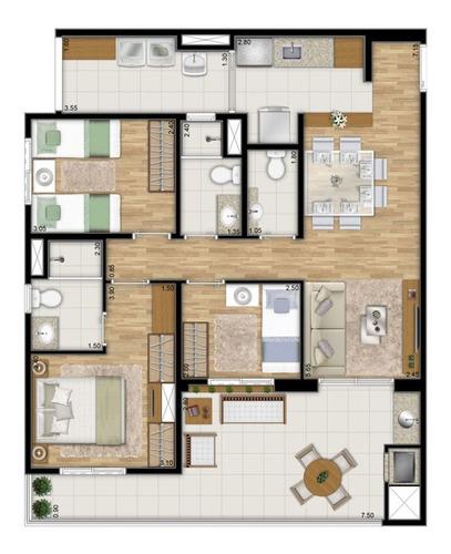Imagem 1 de 14 de Apartamento - Ref: 4144