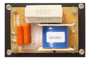 Divisor De Freq. Gr3801 1 Via - Driver Titanio