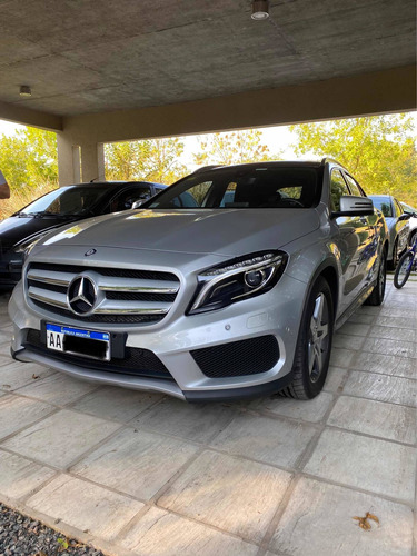 Mercedes-benz  Gla 250 4matic Amg-line