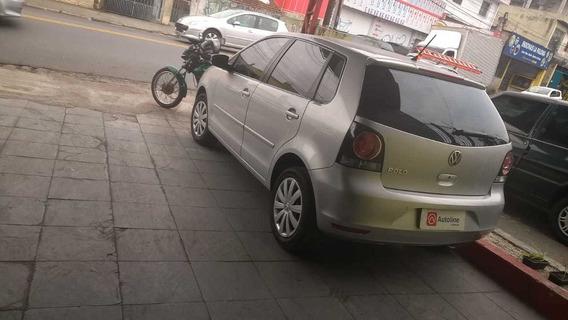 Volkswagen Polo 1.6 Vht Total Flex 5p 2013