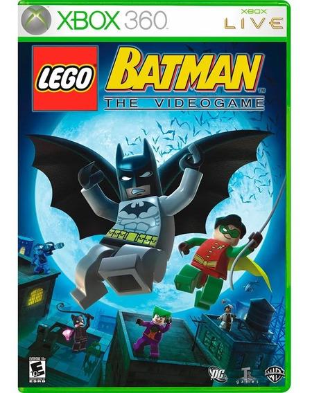 Game Xbox 360 - Batman - The Video Game - Lego Batman