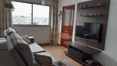 Imagem 1 de 29 de Apartamento Com 2 Dormitórios À Venda, 61 M² Por R$ 375.000,00 - Vila Matilde - São Paulo/sp - Ap1494