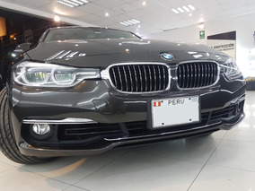 Bmw Serie 3 - 318i Version Luxury 2016 C/nuevo C/nanocerámic