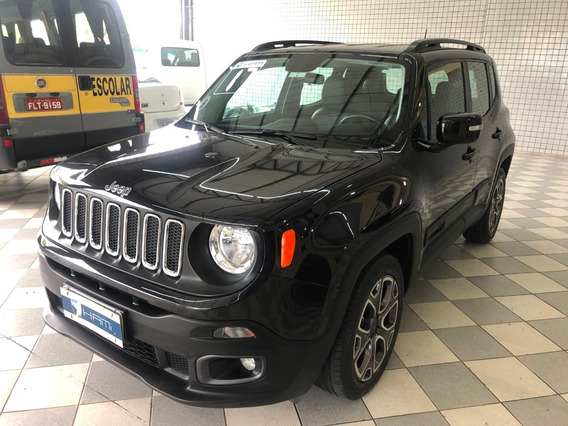 Jeep Renegade 1.8 2017 Longitude