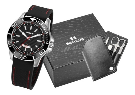 Relógio Masculino Esporte Casual Original Garantia + Brinde