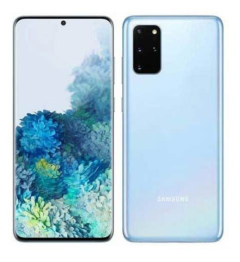 Samsung Galaxy S20+ Azul 6,7 4g 128gb - Sm-g985flbjzto