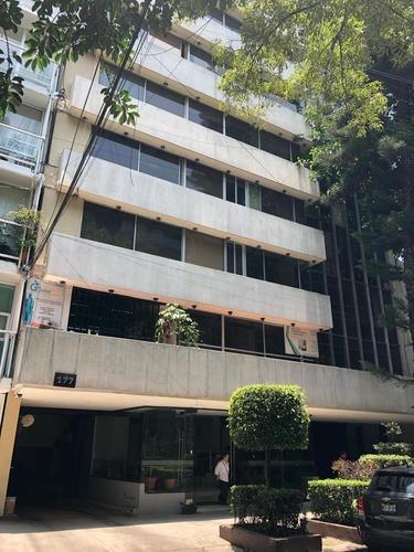 Oficina - Consultorio En Calle Tlaxcala, La Condesa.