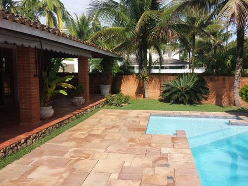 Cle - Casa 4 Dorm - Jd. Acapulco - Guarujá