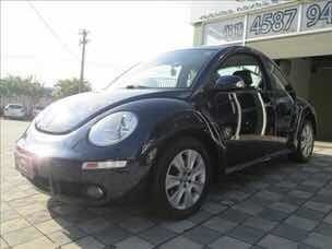 Volkswagen New Beetle 2.0 3p Automática 2010