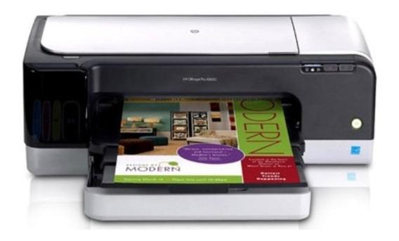 Impressora Hp K8600, Problema Nas Cabeça De Impressão