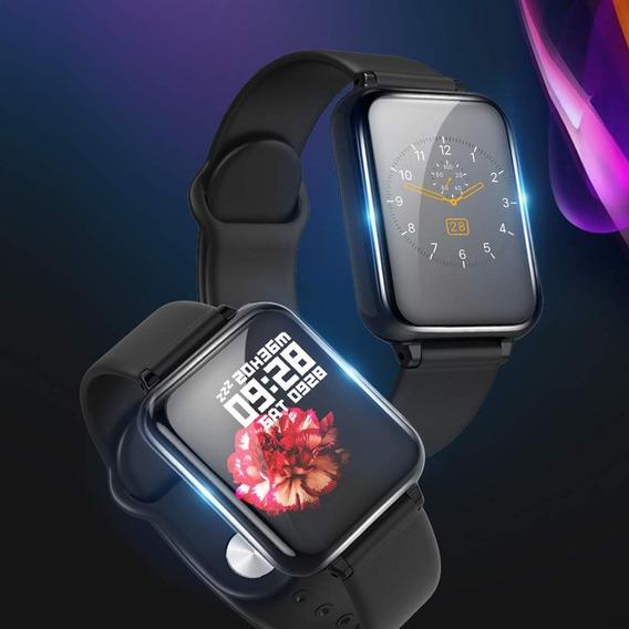 Smartwatch B57 Reloj Inteligente Redes Sociales Bluetooth