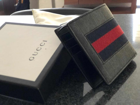 Cartera Gucci Original Nueva