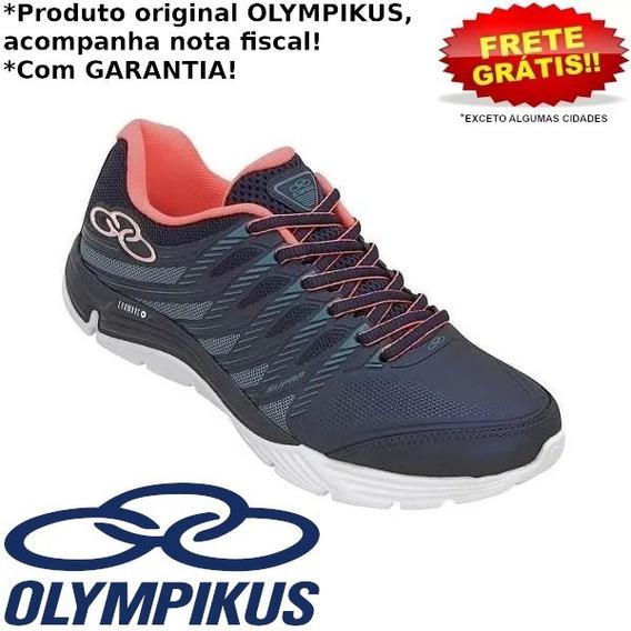 Tênis Olympikus Feminino Supra Ou Starter Original Com Nota