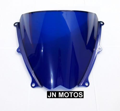 Bolha Parabrisa Azul Gsx-r 1000 Srad 2008 2009 2010