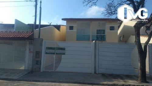 Imagem 1 de 24 de Sobrado Com 3 Dormitórios À Venda, 103 M² Por R$ 500.000,00 - Jardim São Francisco - Guarulhos/sp - So0513