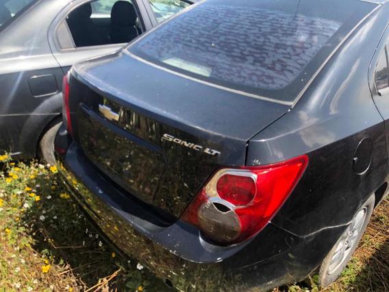 Chevrolet Sonic Lt Partes Refacciones Motor Yonke