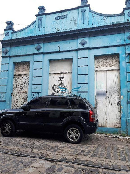 Amplo Galpâo Na Rua Chile - Ribeira - Ga0009