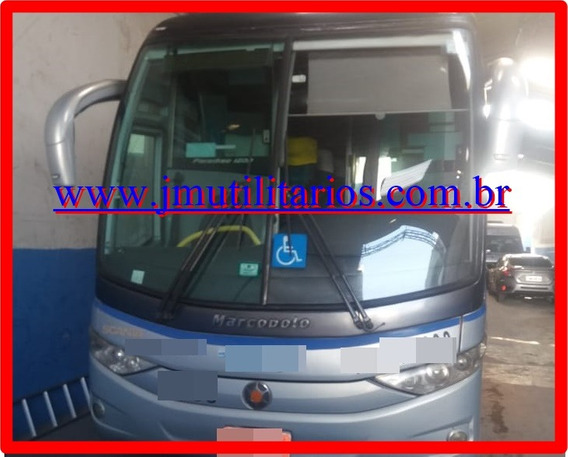 Paradiso 1200 G7 Ano 2011 Scania K380 46 Lug Ar Wc Jm Cod.03