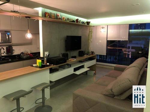 Imagem 1 de 23 de Apartamento À Venda, 60 M² Por R$ 596.000,00 - Ipiranga - São Paulo/sp - Ap3678