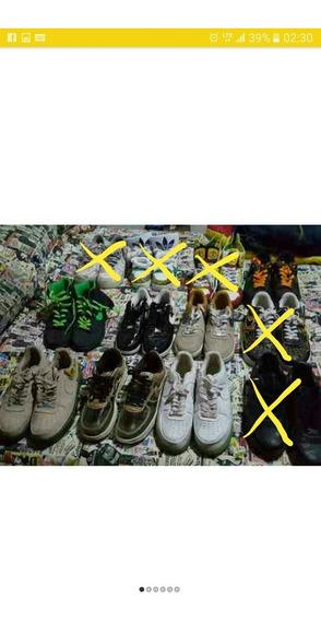 Gran Lote De Zapatillas Importadas