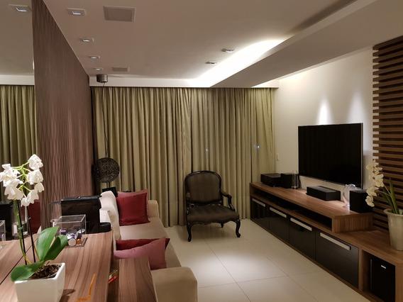 Apartamento Com 4 Quartos, 1 Suíte E Varanda Gourmet