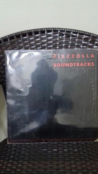 Vinil Astor Piazzolla - Soundtracks - Importado