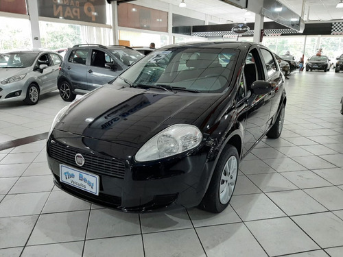 Imagem 1 de 9 de Fiat Punto Attractive 1.4 Completo 2012