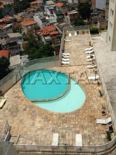 Lindo Apartamento Na Av Guacá - Mi78536