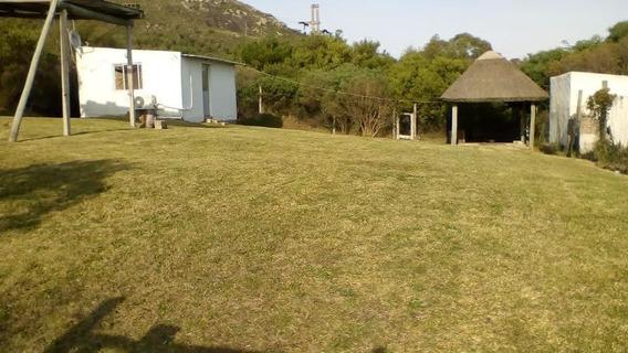 Terreno Con Monoambiente 6 X 4 Completo + Cochera + Quincho