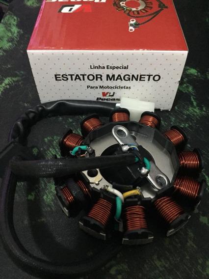 Estator Magneto Cg 125 2009 A 2013 Linha Especial