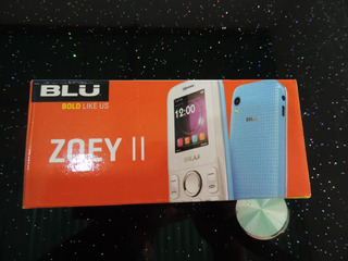 Caja De Teléfono Blu