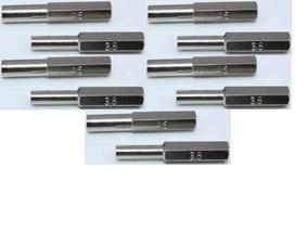 5 Pares Chaves Gamebit 3.8mm 4.5mm Snes Nintendo 64 Game Boy