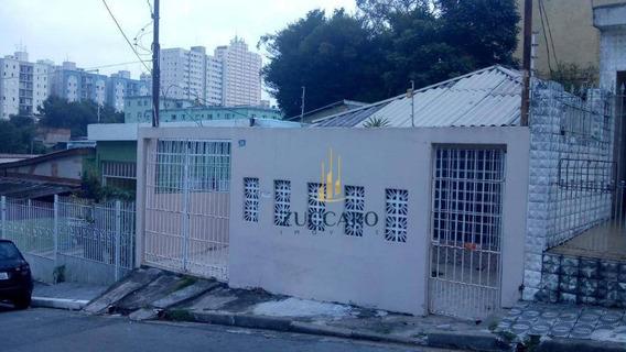 Casa Térrea Comercial Para Alugar, 100 M² Por R$ 1.200,00 Total/mês - Gopoúva - Guarulhos/sp - Ca3531