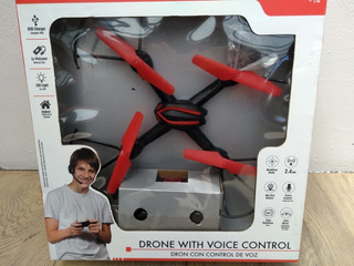 Dron Sky Phantom Con Control De Voz