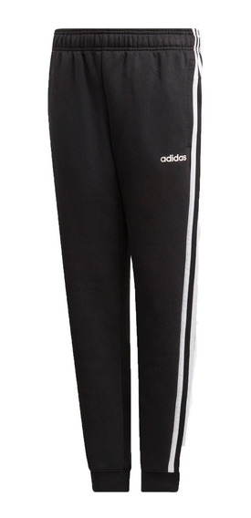 adidas Pantalon Running Niño Yb E 3s Pt Negro - Blanco