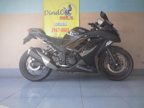 Kawasaki Ninja 300c.c 2013