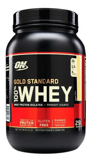 Whey Gold Standard Optimum - 2lbs 907g / Com Nota Fiscal
