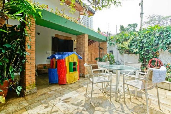 Casa - Alto De Pinheiros - Ref: 107017 - V-107017