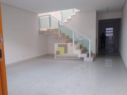 Imagem 1 de 27 de Sobrado Com 2 Dormitórios À Venda, 120 M² Por R$ 640.000 - Vila Carolina - São Paulo/sp - So0177