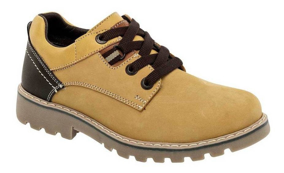 Zapato Yuyin Niño 29610 Color Amarillo Talla 15-17 Scpk-oi19